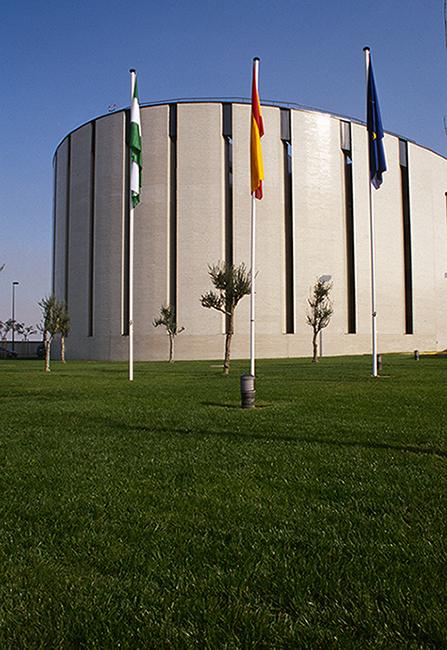 Seville ACC- External view