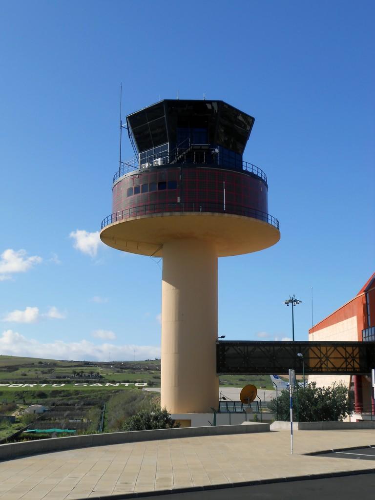 Porto Santo Control Tower