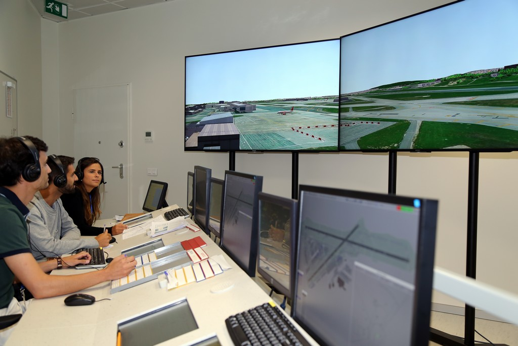 Lisboa ATC training Simulator