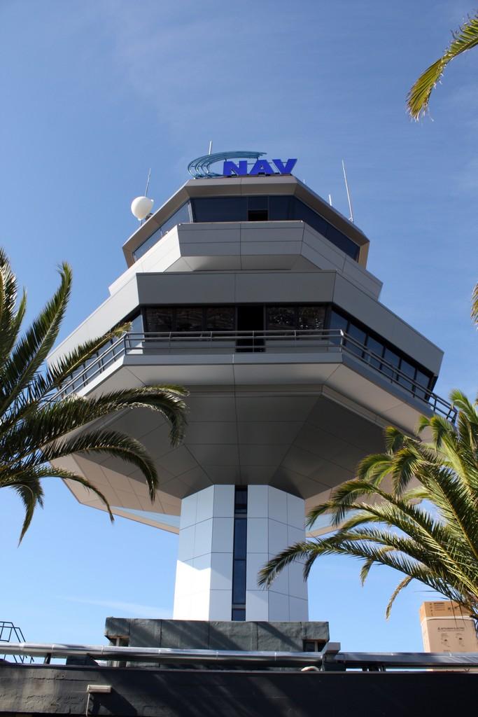Faro Control Tower