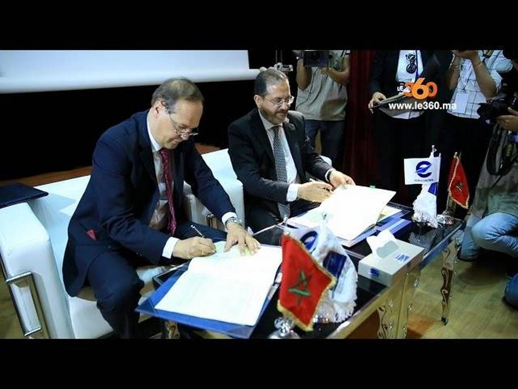 29 April 2016 - Signature of Comprehensive Agreement between Eurocontrol and ONDA
